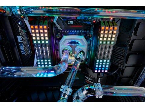 Corsair CX-9010001-WW XC9 RGB 2066/sTR4 03 PCパーツ クーラー   FAN   冷却関連 水冷関連