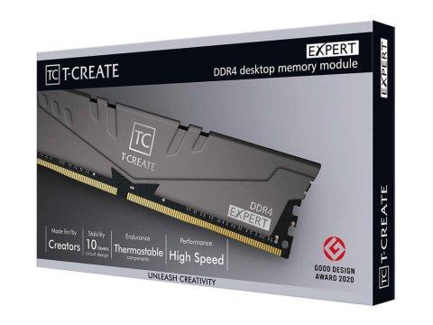TTCED464G3600HC18JDC01 03 PCパーツ PCメモリー デスクトップ用
