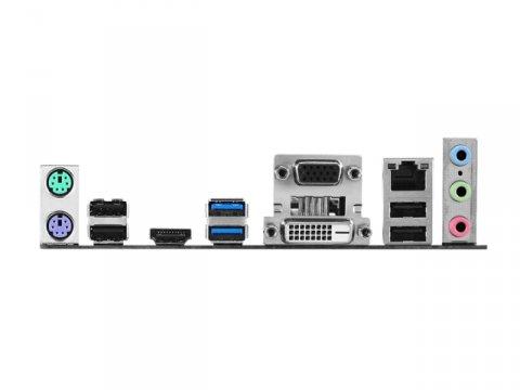 MSI H81M ECO 03 PCパーツ マザーボード | メインボード Intel用メインボード