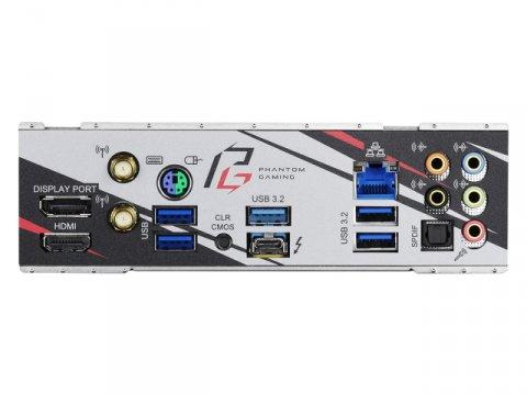 ASRock Z490 Phantom Gaming-ITX/TB3 03 PCパーツ マザーボード | メインボード Intel用メインボード
