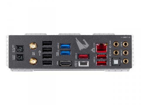 GIGABYTE Z490 AORUS MASTER rev1.1 03 PCパーツ マザーボード | メインボード Intel用メインボード