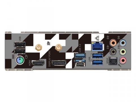 ASRock Z590 Steel Legend WiFi 6E 03 PCパーツ マザーボード   メインボード Intel用メインボード