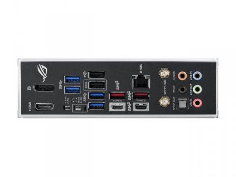 ASUS ROG STRIX Z590-F GAMING WIFI 03 PCパーツ マザーボード | メインボード Intel用メインボード