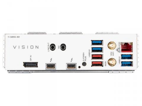 GIGABYTE Z590I VISION D 03 PCパーツ マザーボード | メインボード Intel用メインボード