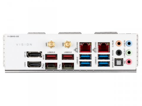 GIGABYTE Z590 VISION D 03 PCパーツ マザーボード | メインボード Intel用メインボード