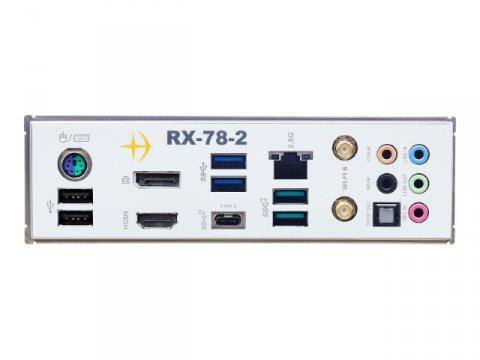 ASUS Z590 WIFI GUNDAM EDITION 03 PCパーツ マザーボード | メインボード Intel用メインボード