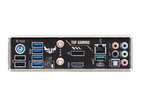 ASUS TUF GAMING B550M-PLUS(WI-FI) 03 PCパーツ マザーボード | メインボード AMD用メインボード