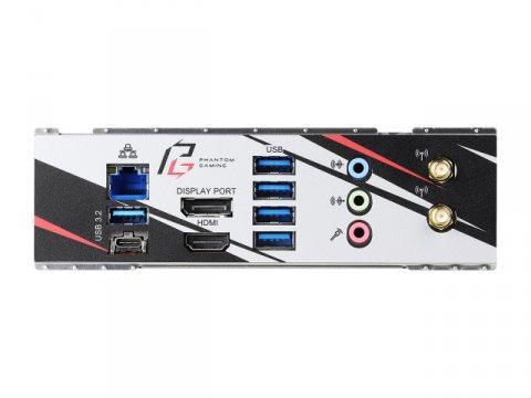 ASRock B550 Phantom Gaming-ITX/ax 03 PCパーツ マザーボード | メインボード AMD用メインボード