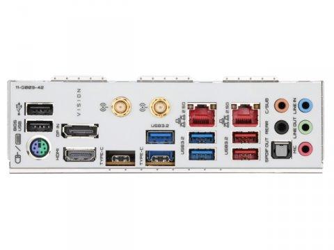 GIGABYTE B550 VISION D-P Rev1.1 03 PCパーツ マザーボード   メインボード AMD用メインボード