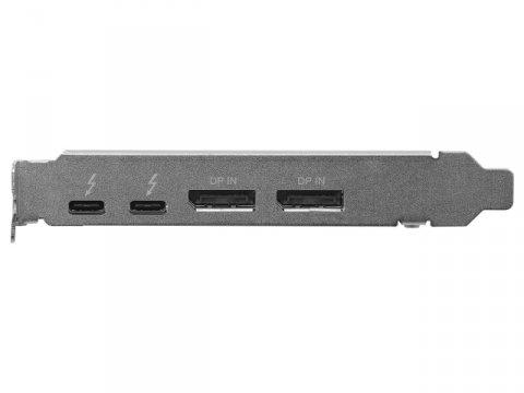 ASRock Thunderbolt 4 AIC 03 PCパーツ マザーボード | メインボード マザーボード拡張パーツ