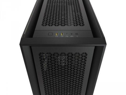 Corsair CC-9011210-WW 5000D airflow TG B 03 PCパーツ PCケース | 電源ユニット PCケース
