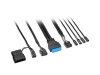 Sharkoon SHA-S1000-W S1000 Window 03 PCパーツ PCケース | 電源ユニット PCケース