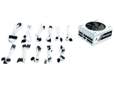 Corsair CP-9020188-JP RM850x White 2018 03 PCパーツ PCケース | 電源ユニット 電源ユニット