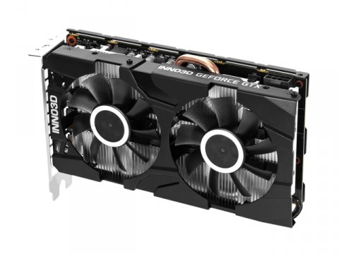 INNO3D N166T2-06D6-1710VA15 03 PCパーツ グラフィック・ビデオカード PCI-EXPRESS