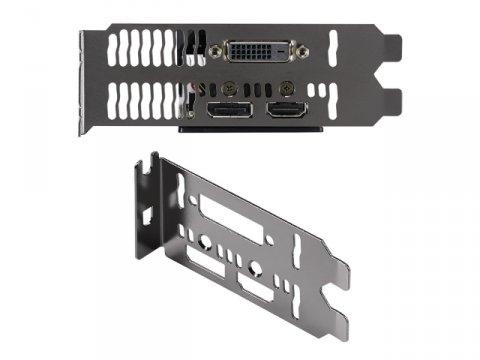 ASUS GTX1650-O4G-LP-BRK 03 PCパーツ グラフィック・ビデオカード PCI-EXPRESS