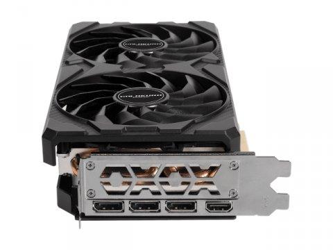 玄人志向 GG-RTX3070-E8GB/OC/DF2 03 PCパーツ グラフィック・ビデオカード PCI-EXPRESS