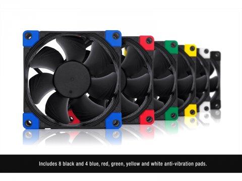 S/ Noctua NF-A8 PWM chromax 03 PCパーツ クーラー | FAN | 冷却関連 セカンドファン