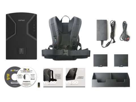 ZOTAC ZBOX-VR7N70-W2B-J PC2950 03 PCパーツ ベアボーン 小型PC