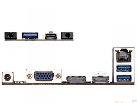GIGABYTE GA-H110MSTX-HD3-ZK 03 PCパーツ ベアボーン Intel用ベアボーン