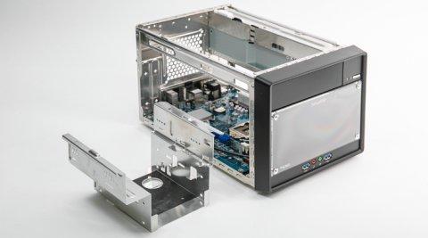 Shuttle SH310R4V2 03 PCパーツ ベアボーン Intel用ベアボーン