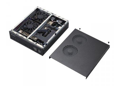 Shuttle DA320 03 PCパーツ ベアボーン AMD用ベアボーン