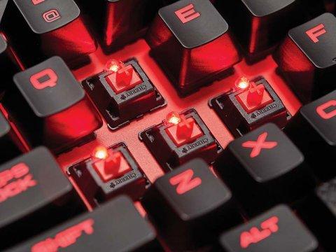 CH-9115020-JP K63 Red LED - J 03 ゲーム ゲームデバイス キーボード