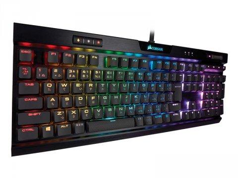 CH-9109018-JP K70 RGB MK2 LOW PROFILE 03 ゲーム ゲームデバイス キーボード