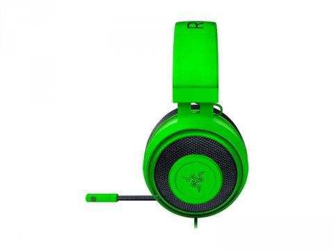 Razer Kraken Green RZ04-02830200-R3M1 03 ゲーム ゲームデバイス ヘッドセット