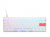 One 2 Mini RGB Pure White Cherry Red RGB 03 PCパーツ 周辺機器 モバイル 入力デバイス キーボード