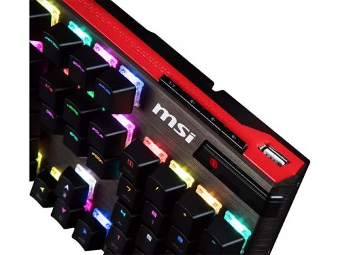 MSI Vigor GK80 CS JP 03 ゲーム ゲームデバイス キーボード