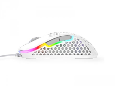 701057 M4 RGB ホワイト 03 ゲーム ゲームデバイス マウス