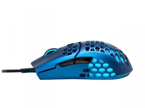 MM711 Metallic Blue Edition /MM-711-MBOL 03 ゲーム ゲームデバイス マウス