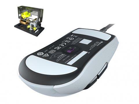 BURST PRO WH /ROC-11-746 03 ゲーム ゲームデバイス マウス