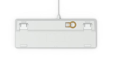 Glorious GMMK TKL White 03 ゲーム ゲームデバイス キーボード