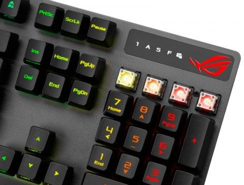XA05 ROG STRIX SCOPE RX/RD/US 03 ゲーム ゲームデバイス キーボード