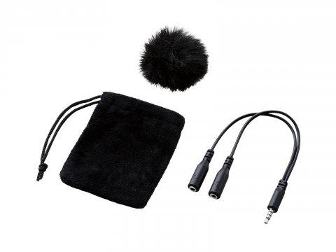 HS-MC09BK 03 周辺機器 モバイル PCサウンド | オーディオ関連 マイク