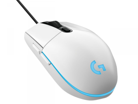 Logicool G203 LIGHTSYNC GM /G203-WH 03 ゲーム ゲームデバイス マウス