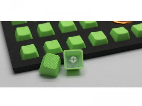 th-rubber-keycaps-neon-green-18 03 ゲーム ゲームデバイス キーボード