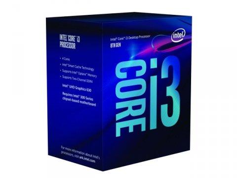intel Core i3-8300 BX80684I38300