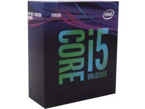 Core i5-9600K BOX BX80684I59600K