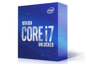 Core i7-10700K BOX BX8070110700K