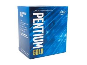 Pentium Gold G6400 BOX BX80701G6400