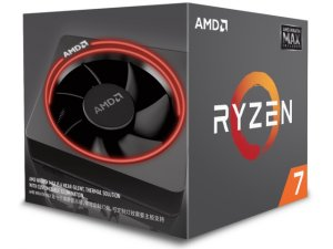 AMD Ryzen 7 2700 with Wraith MAX cooler BOX