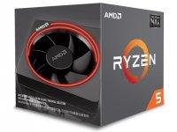 AMD Ryzen 5 2600X (w/Max) YD260XBCAFMAX