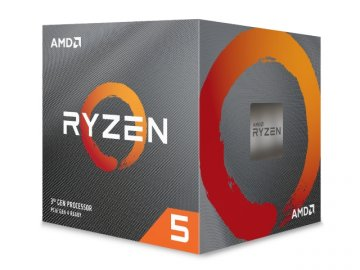 AMD Ryzen 5 3600X 100-100000022BOX 01 PCパーツ CPU(Intel AMD) AMDプロセッサ
