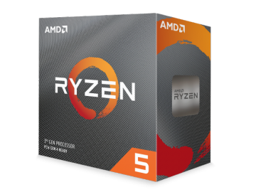 AMD Ryzen 5 3600 100-100000031BOX 01 PCパーツ CPU(Intel AMD) AMDプロセッサ