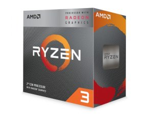 Ryzen 3 3200G with Radeon Vega 8 Graphics BOX