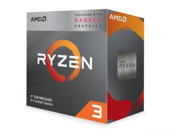 AMD Ryzen 3 3200G YD3200C5FHBOX 01 PCパーツ CPU(Intel AMD) AMDプロセッサ