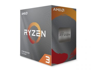 AMD Ryzen 3 3300X 100-100000159BOX 01 PCパーツ CPU(Intel AMD) AMDプロセッサ