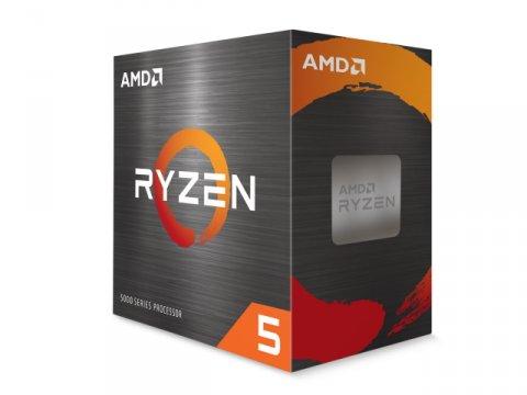 AMD Ryzen 5 5600X 100-100000065BOX 01 PCパーツ CPU(Intel AMD) AMDプロセッサ